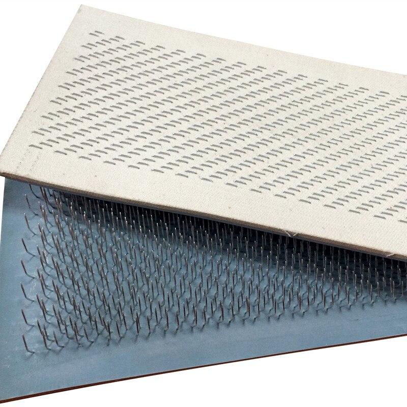 24cmx9cm Drawing Board Hair Holder Drawing Mat For Bulk Hair Extension Hair Tools 1 Pair(2pcs)